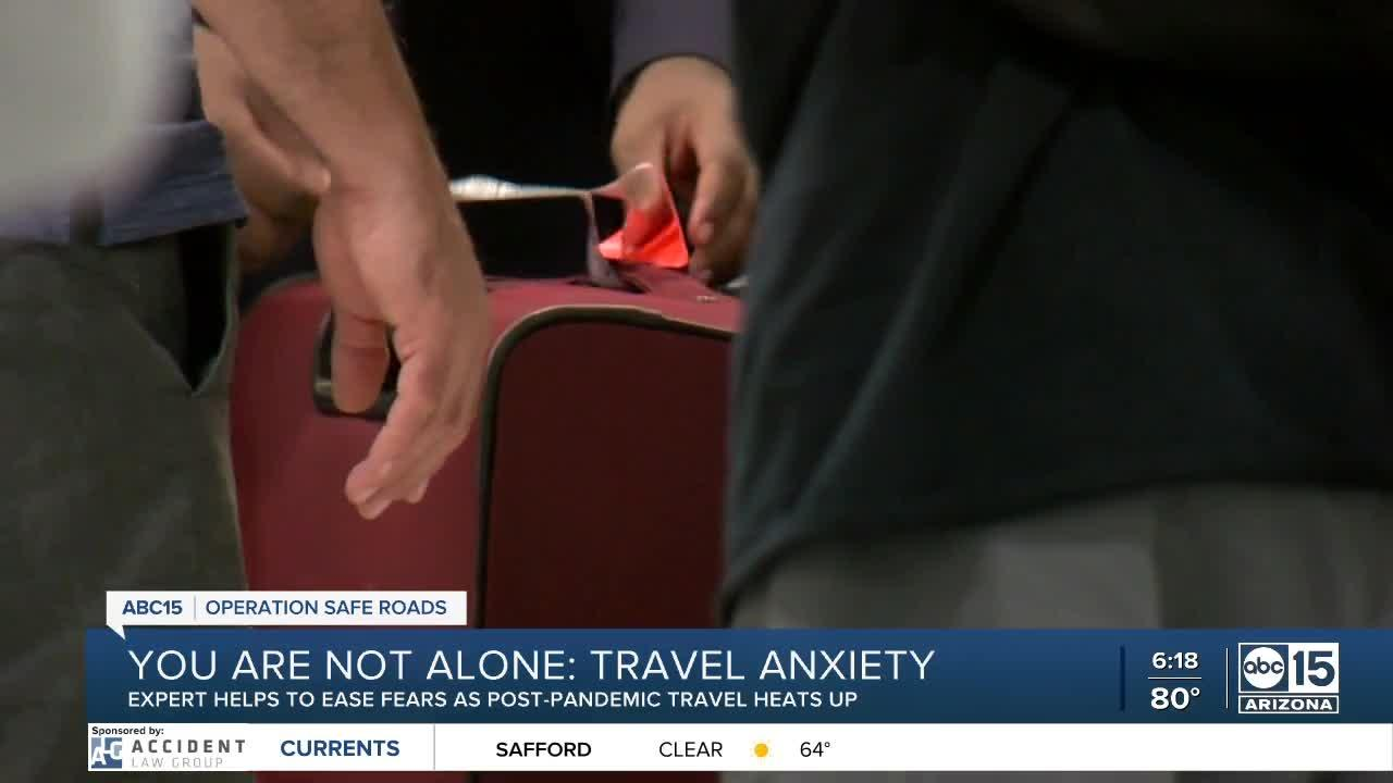 You are not alone: Overcoming pandemic-related travel anxiety