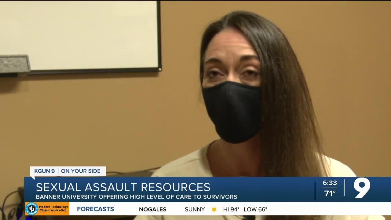 Banner University opens forensic exam site for sexual assault survivors
