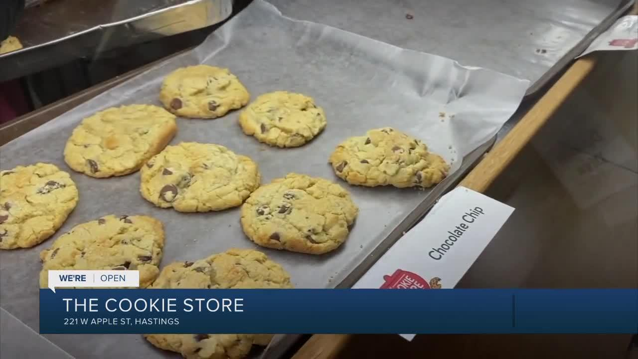 We're Open: Cookie Store makes more than cookies