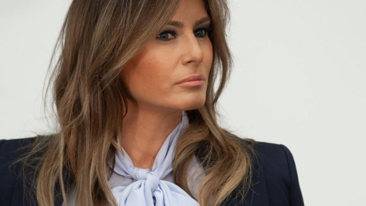 Melania Trump slept through most of election night, according to top aide