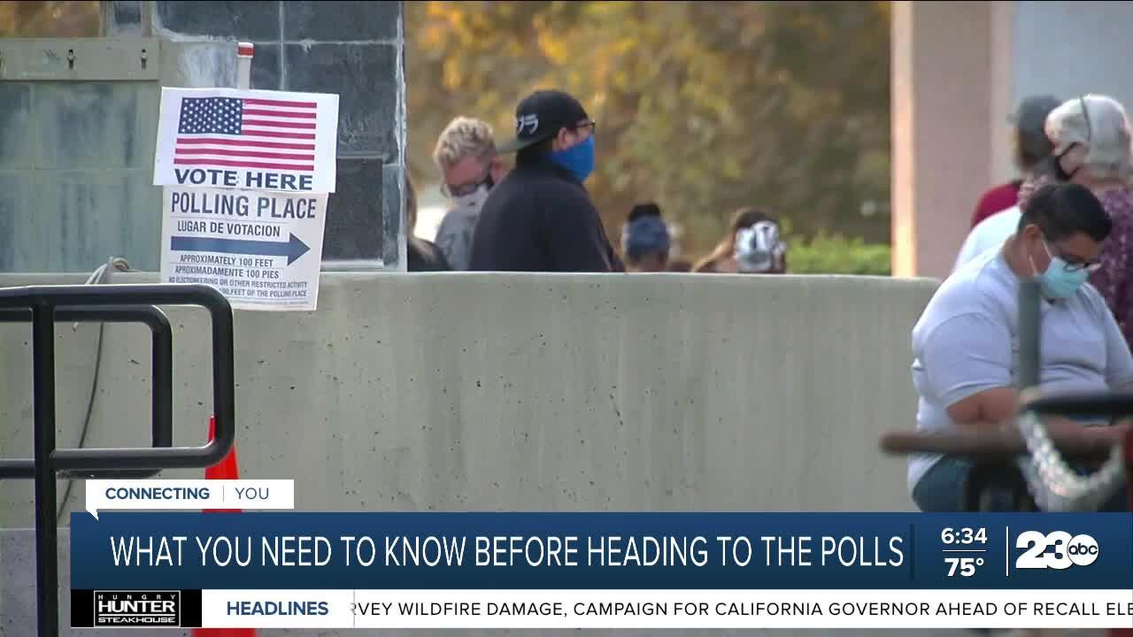 What you need to know as you head out to the polls