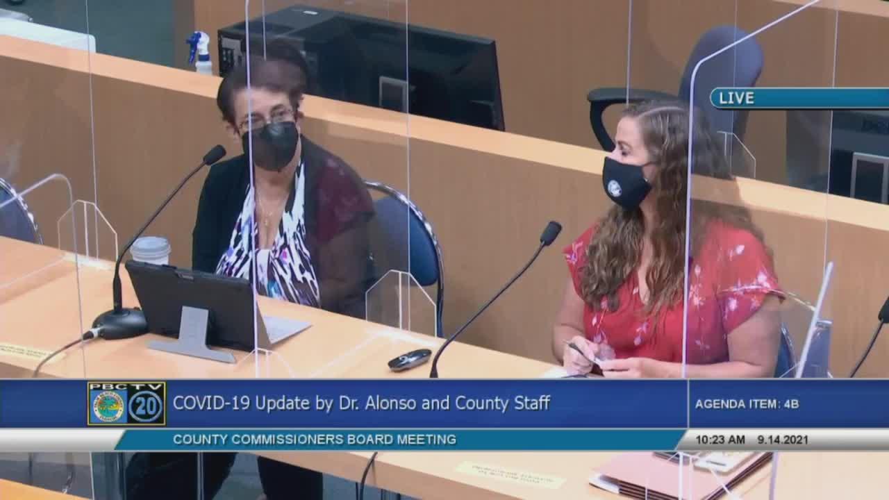 Palm Beach County health director talks masks in schools