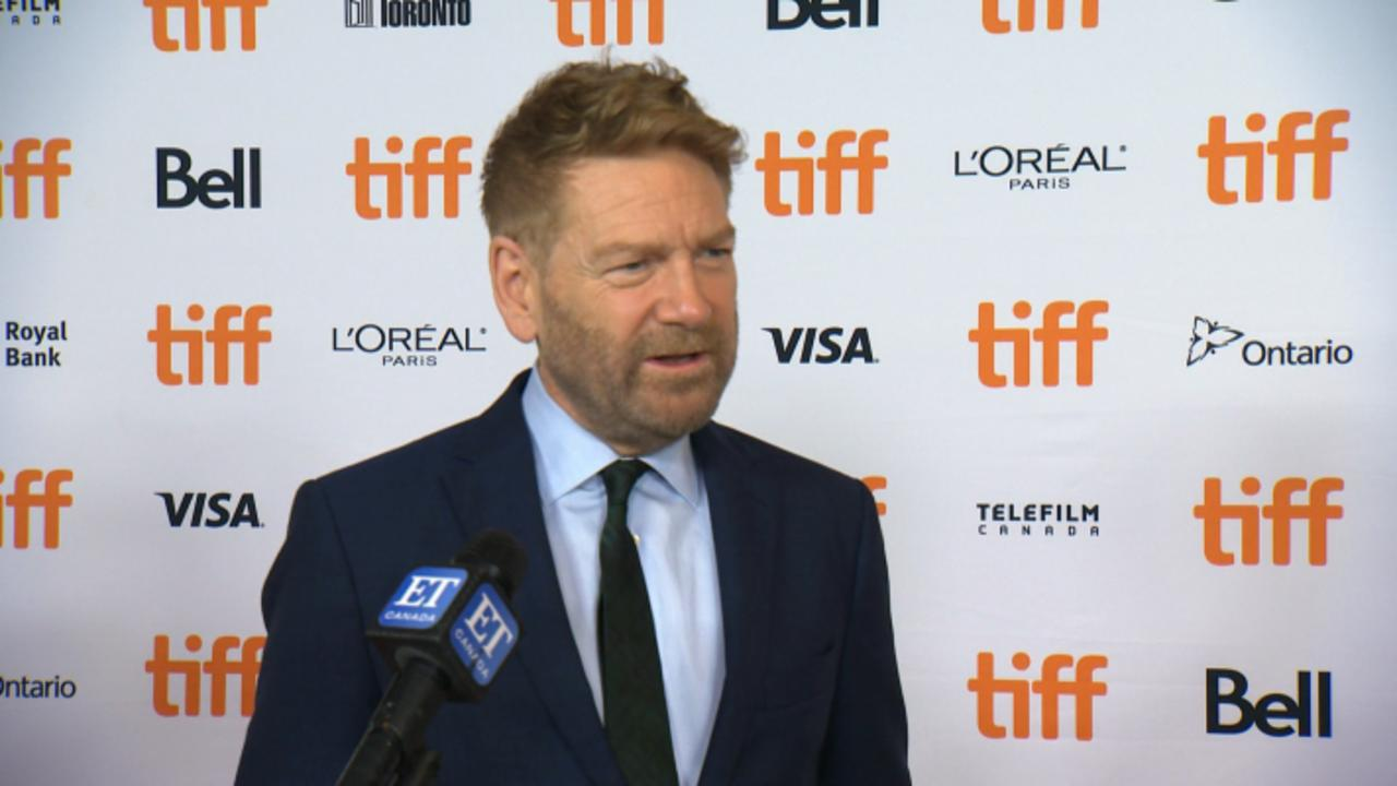 Kenneth Branagh On The Personal Story Of 'Belfast'
