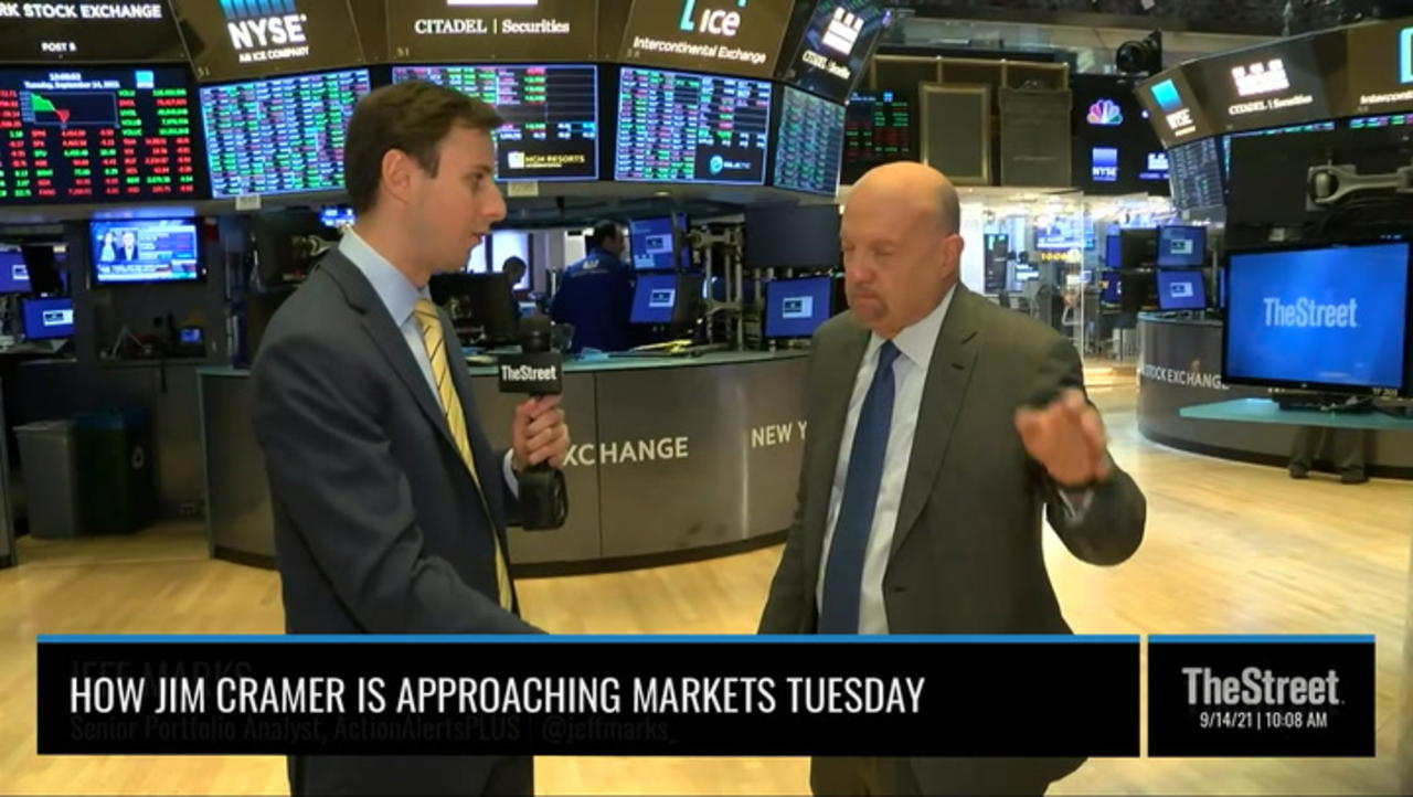 Jim Cramer on Tuesday's Market: What Bulls Need to Prove