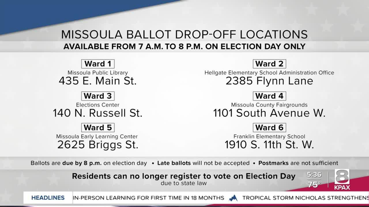 Municipal primary election taking place Tuesday