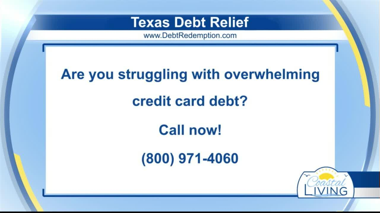 Paid For By: Debt Redemption-Texas Debt Relief