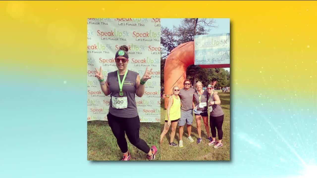Everywhere You Are: SpeakUp 5K