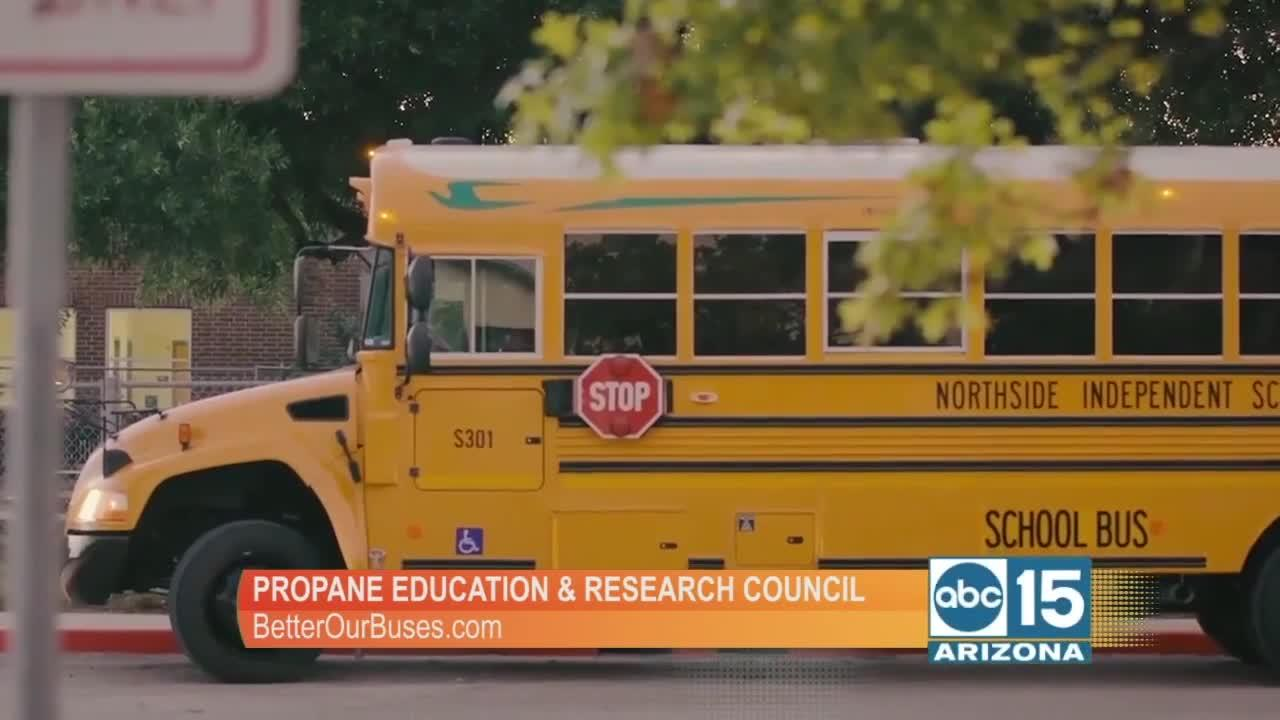 Propane Education & Research Council: Cleaner school buses