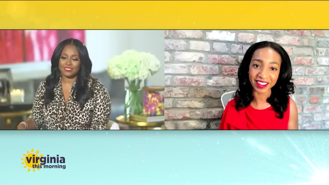 Keisha Knight Pulliam on Now and Later's Recognize the C.H.E.W.