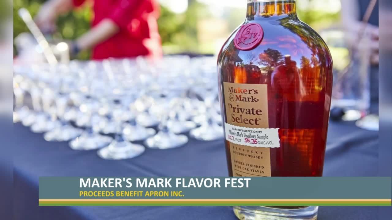 Maker's Mark Flavor Fest