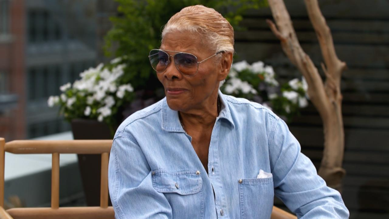 Dionne Warwick Reflects On Her Career