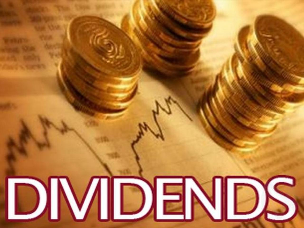 Daily Dividend Report: CIM,ORCL,PCAR,KRC,BKE
