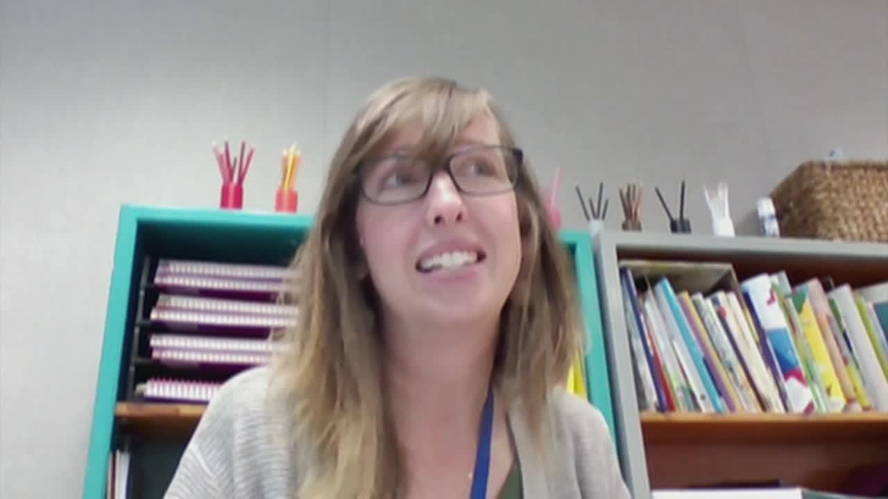 One Class at a Time: Rebecca Moner, Chief Charlo Elementary School