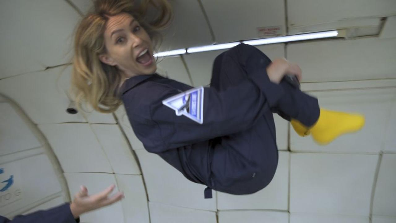 Here's how you can experience zero gravity without going to space