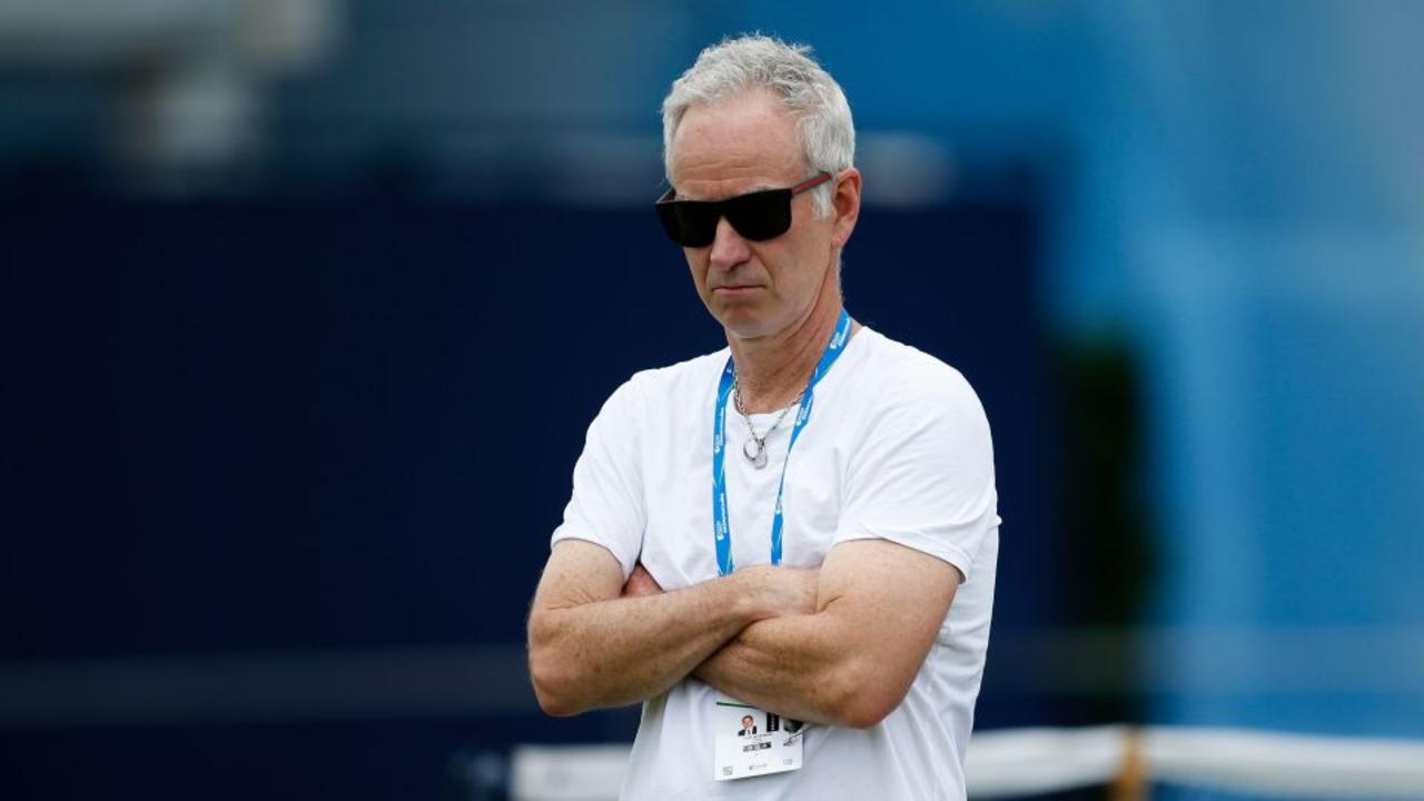 The fear behind John McEnroe's angry outbursts