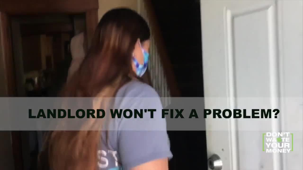 Landlord Won't Fix Problem? What to do
