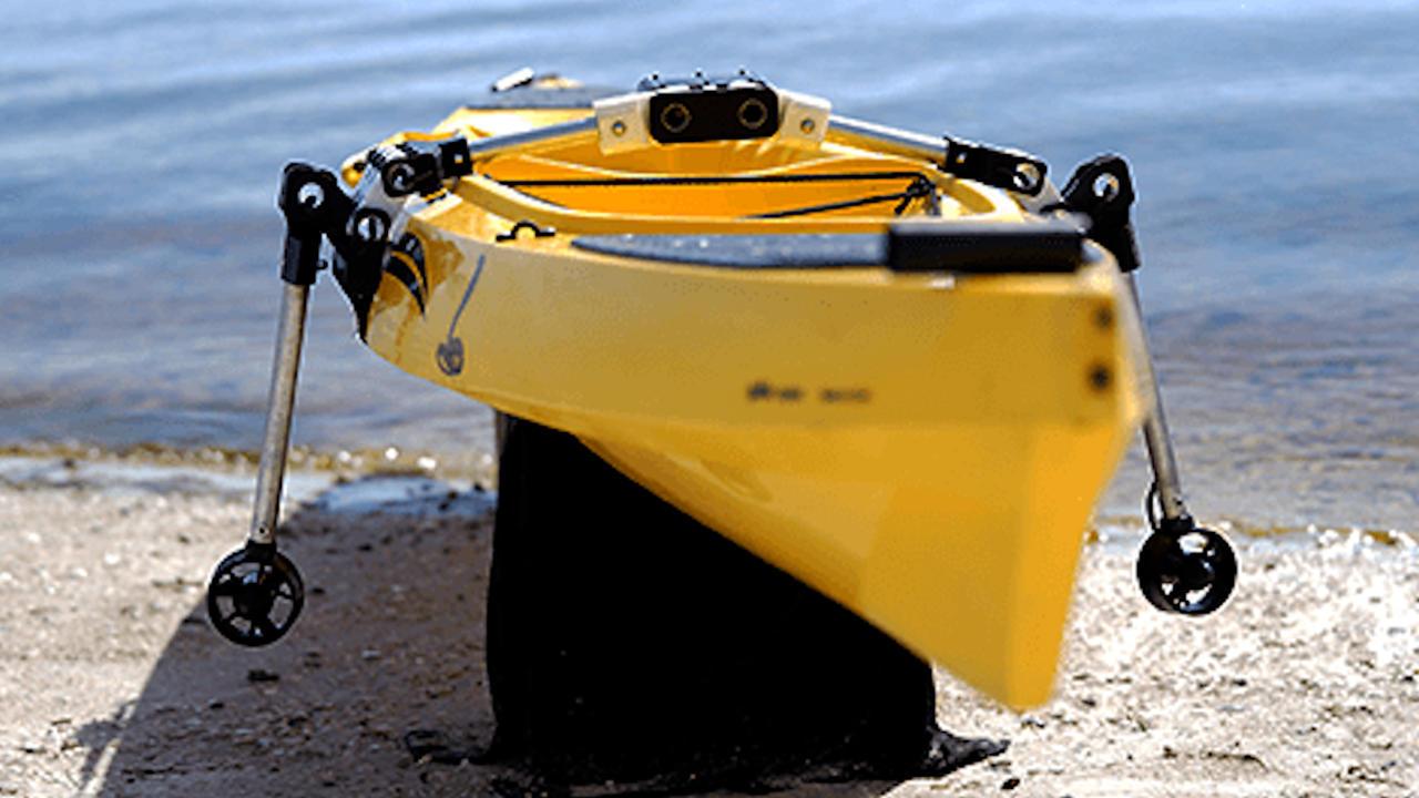 Motorize your kayak