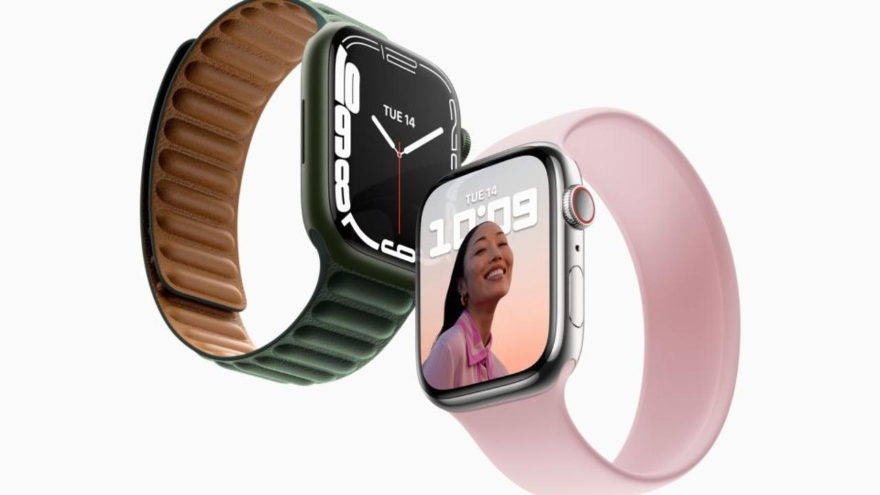 Apple unveils the Watch Series 7