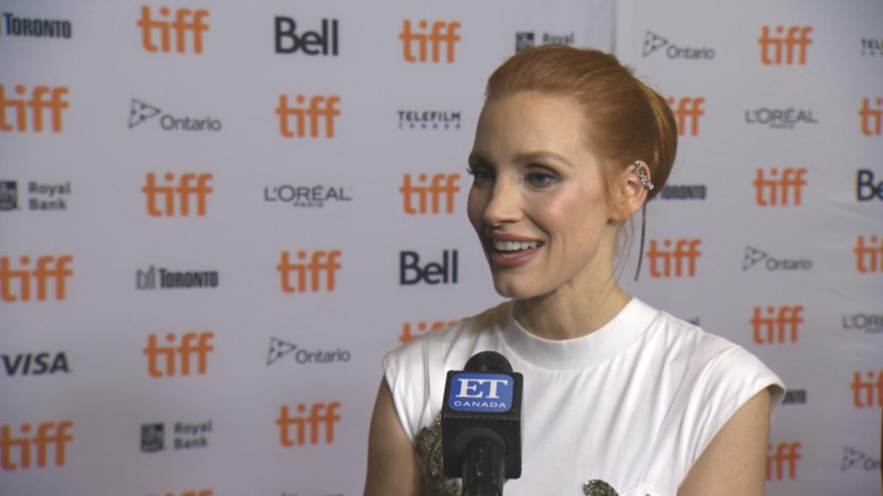 Jessica Chastain On Possibility Of Working With Benedict Cumberbatch