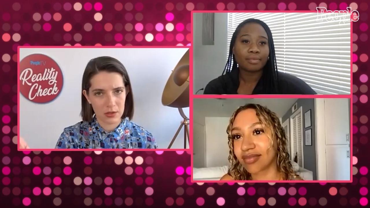 Tylynn Burns and Briana Jones Reveal What They Think About Their Sweet Life: Los Angeles Cast