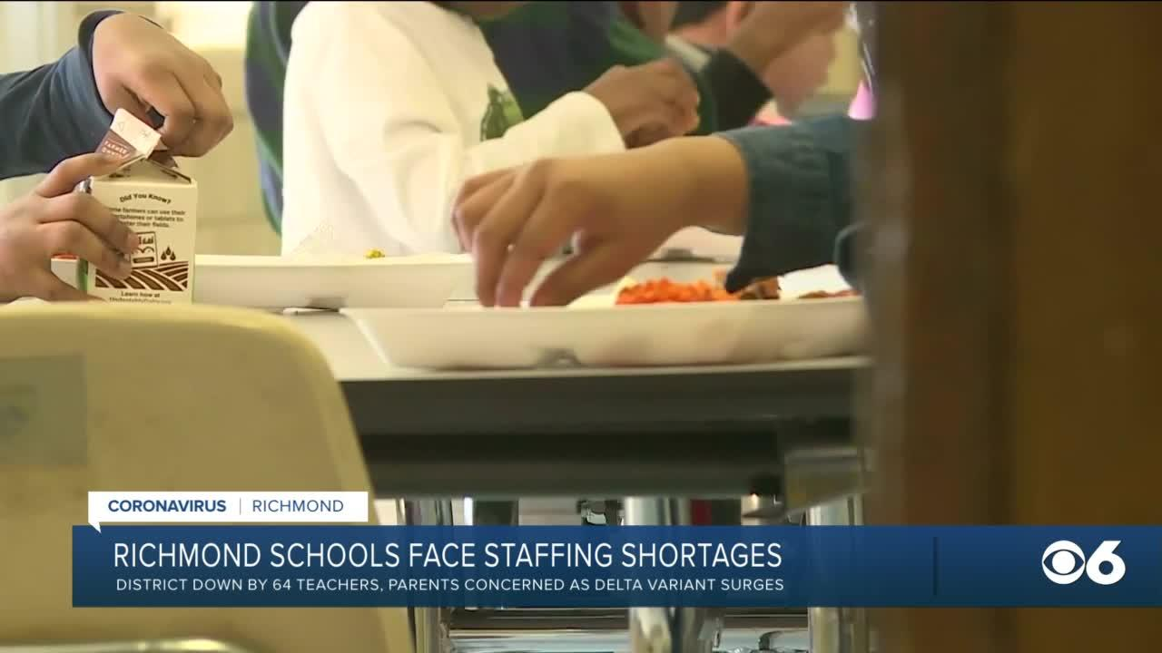 Richmond parent pulls child from school: 'It is frustrating'