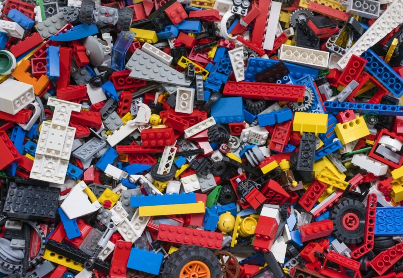 Recycled LEGOS Will Be Used to Construct Wheelchair Ramps at the 2022 European Championshi