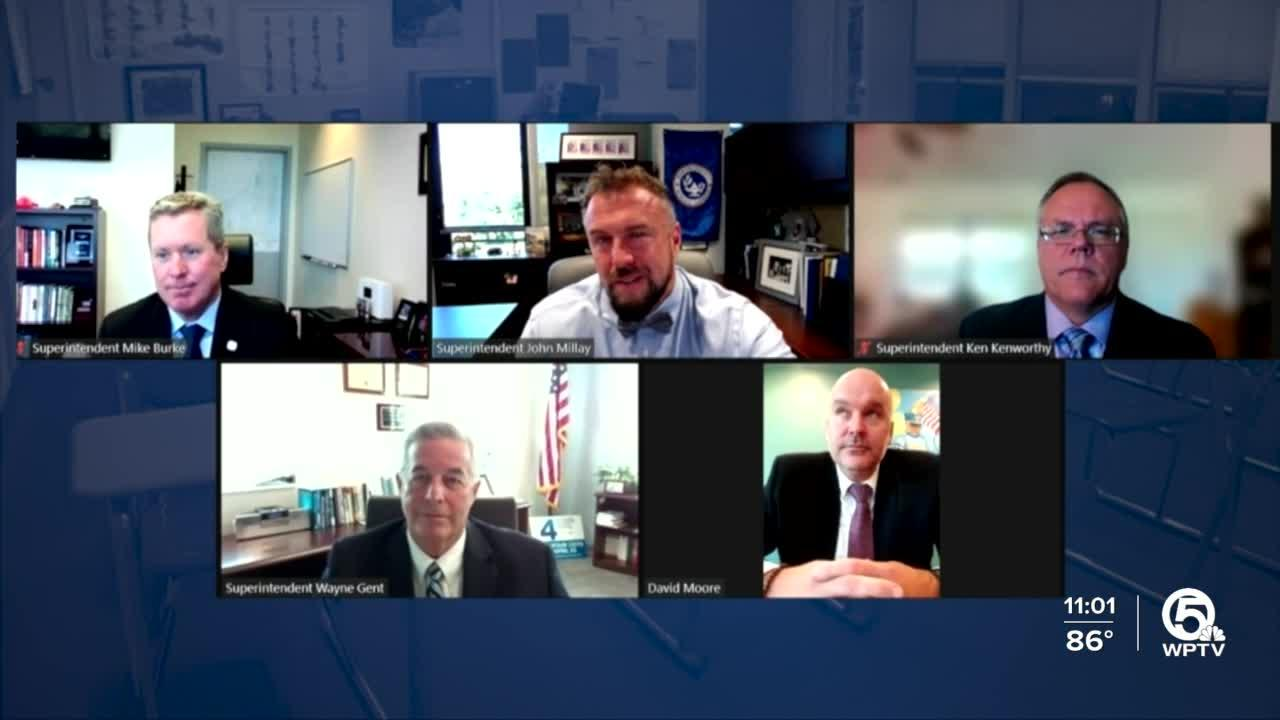 30 days into school year, area superintendents talk biggest challenges of COVID-19 pandemic