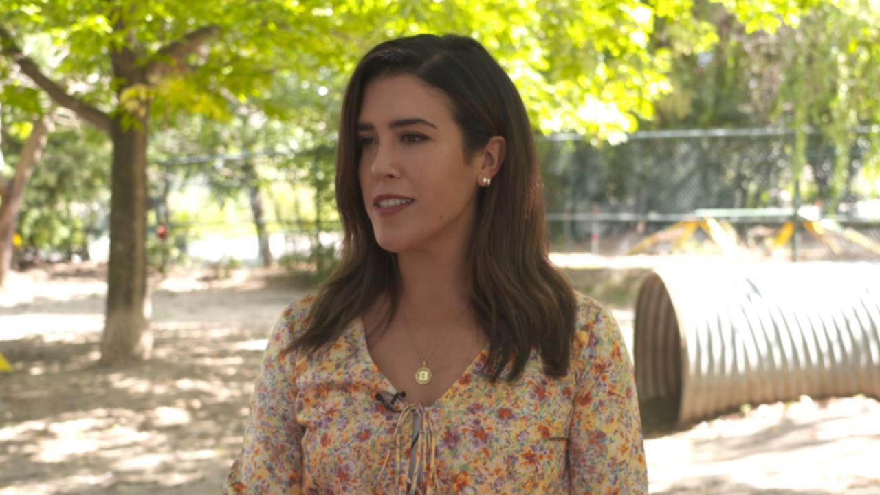 Nicole Power Teases New Sitcom 'Strays'