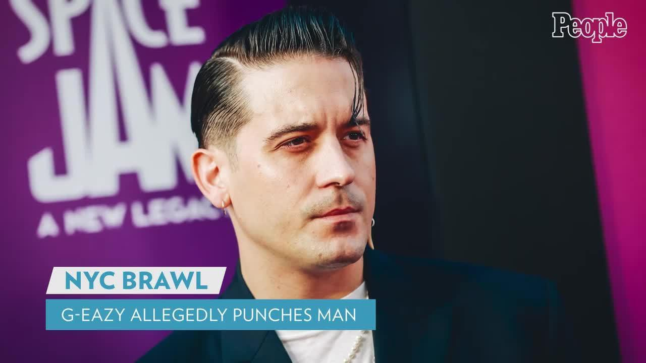 G-Eazy Allegedly Punches Man in NYC Brawl: Report