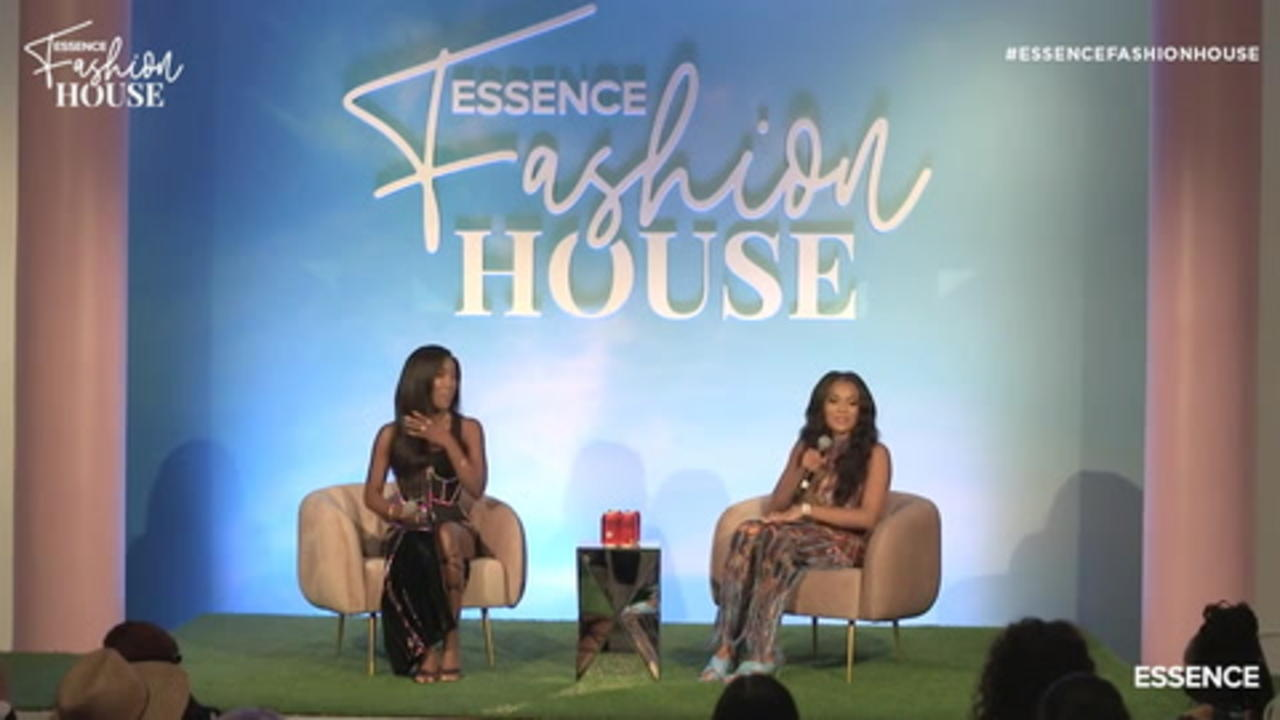 The Sound Of Fashion With Sevyn Streeter Lo Res