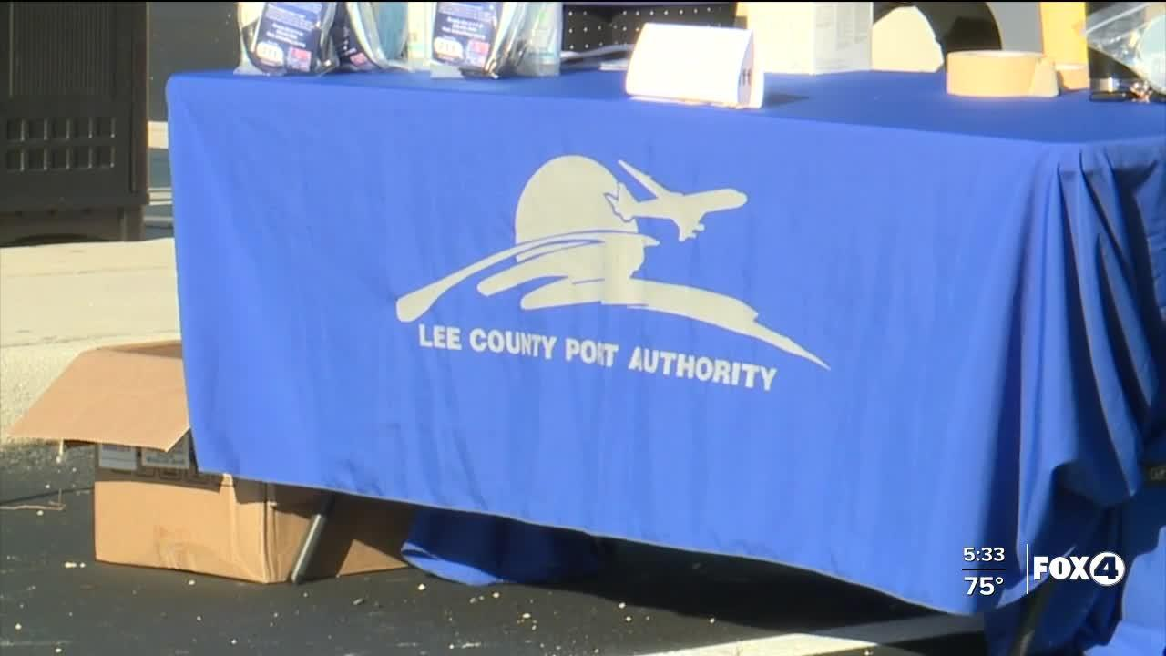Lee County Port Authority host job fair at RSW