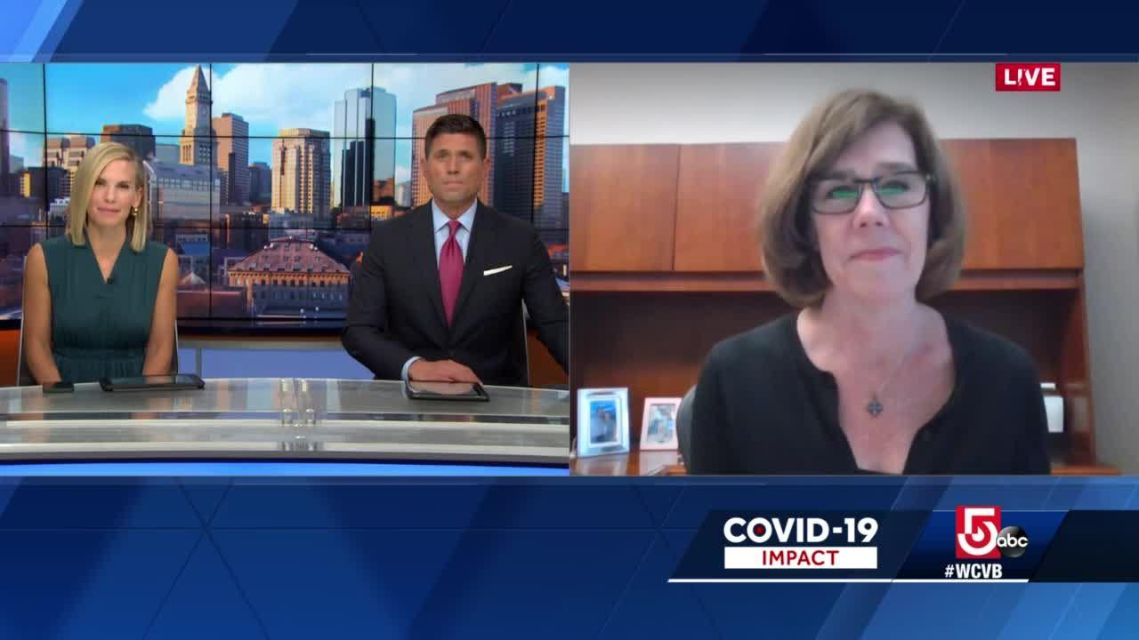 Mass. doctor on whether COVID-19 booster shots will start by next week?
