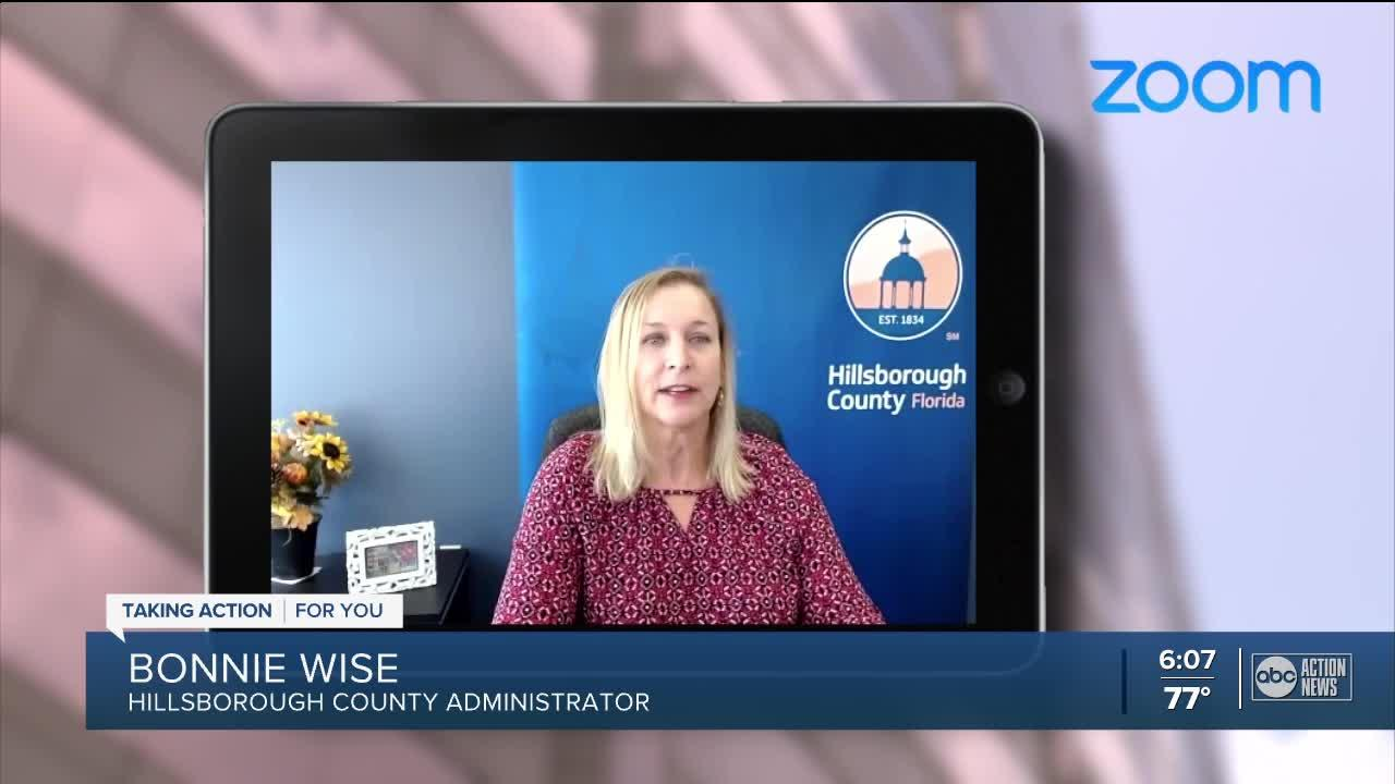Hillsborough County will give employees $500, 2 PTO days if they've been vaccinated