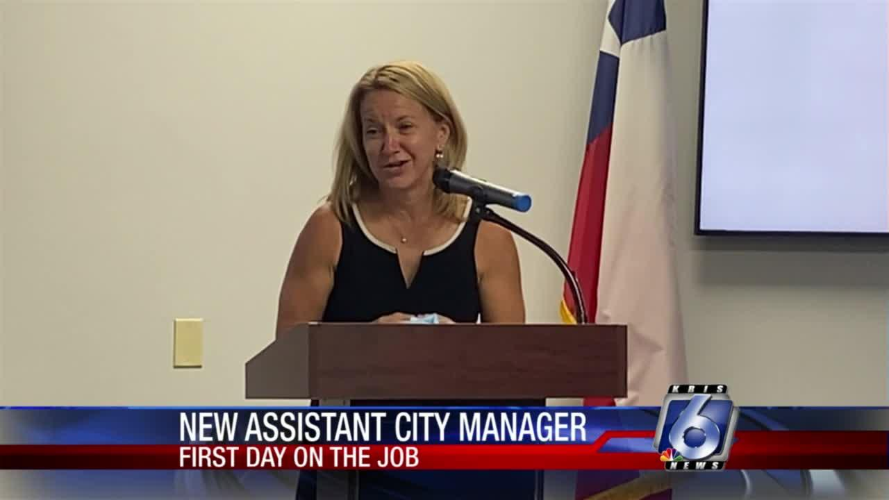 New Assistant City Manager