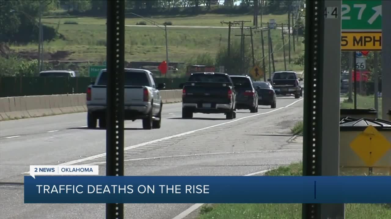 Traffic Deaths On The Rise
