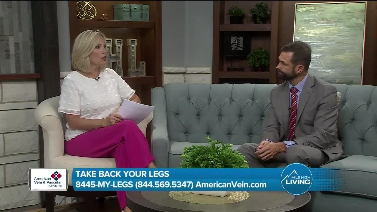 American Vein & Vascular // Take Back Your Legs!