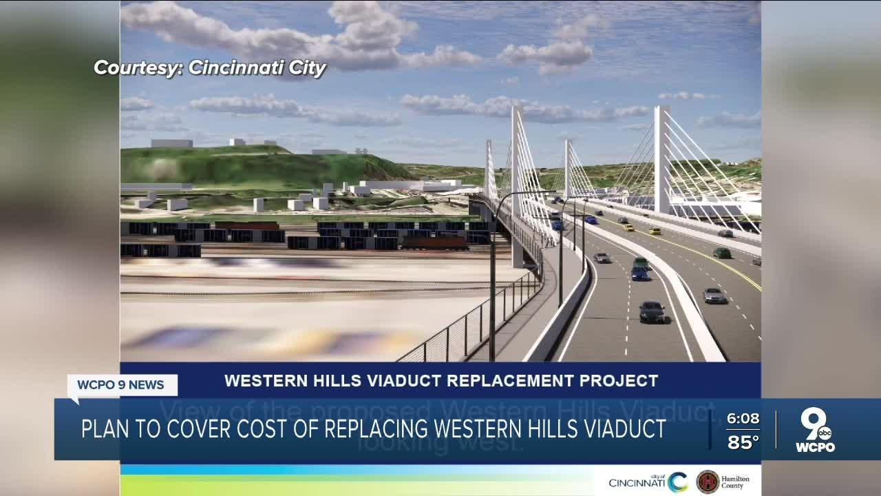 Finally, funding for replacement Western Hills viaduct
