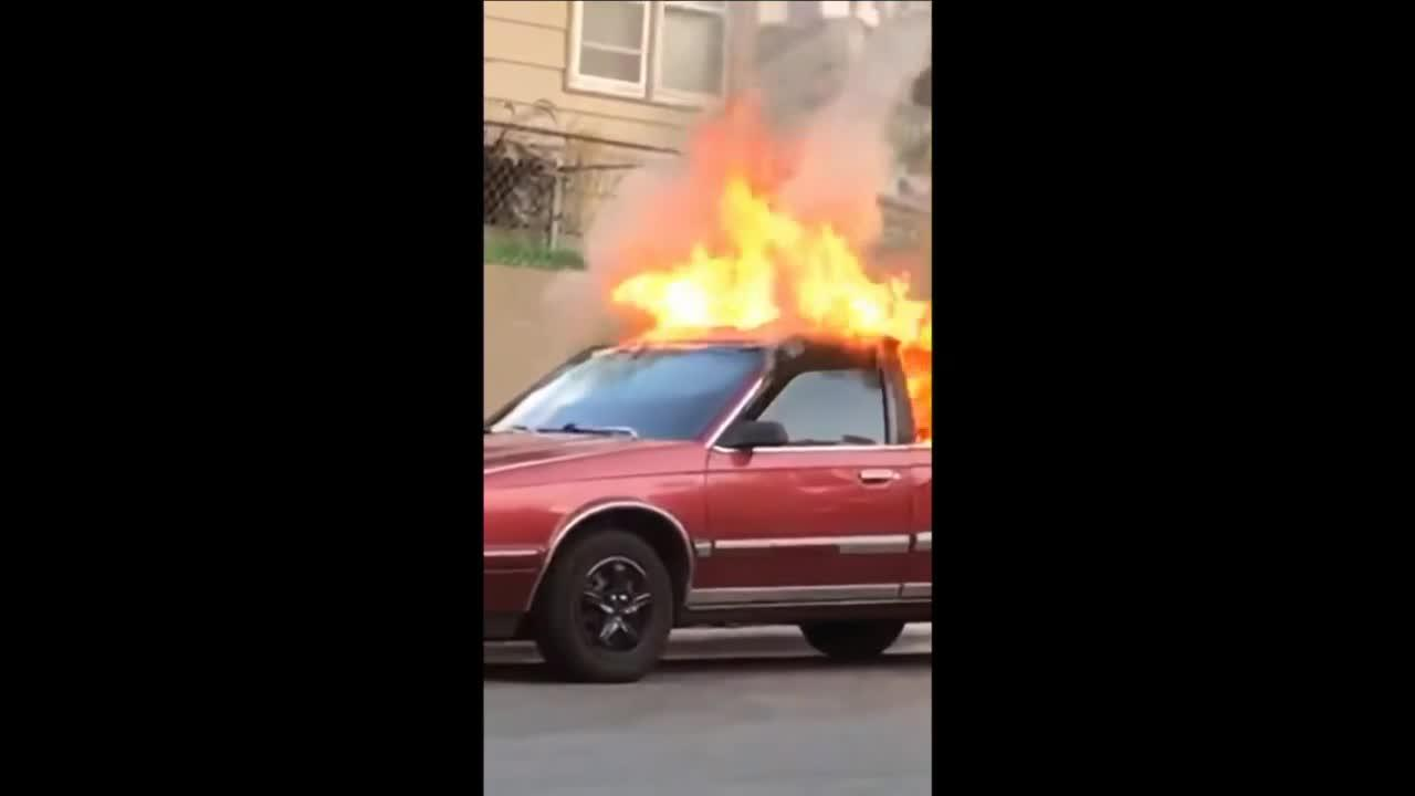 Two vehicle fires investigated in Billings