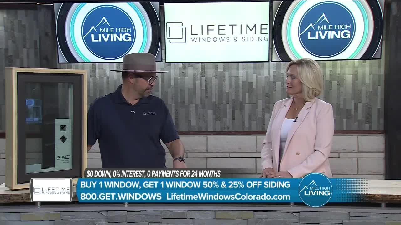 Lifetime Windows & Siding // The Best Selection & Installation!