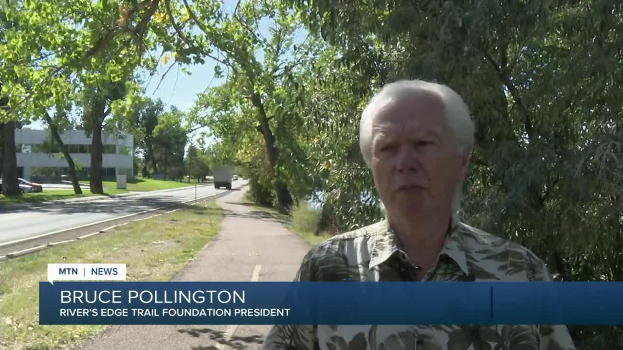 Project set to begin on a portion of River's Edge Trail