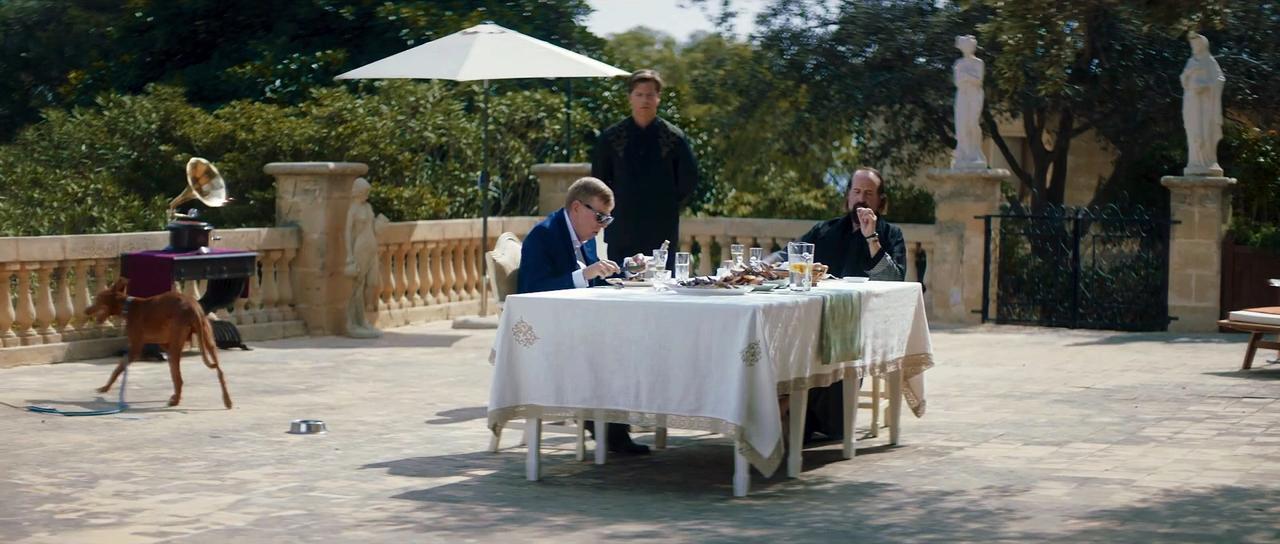 The Grand Duke of Corsica Movie