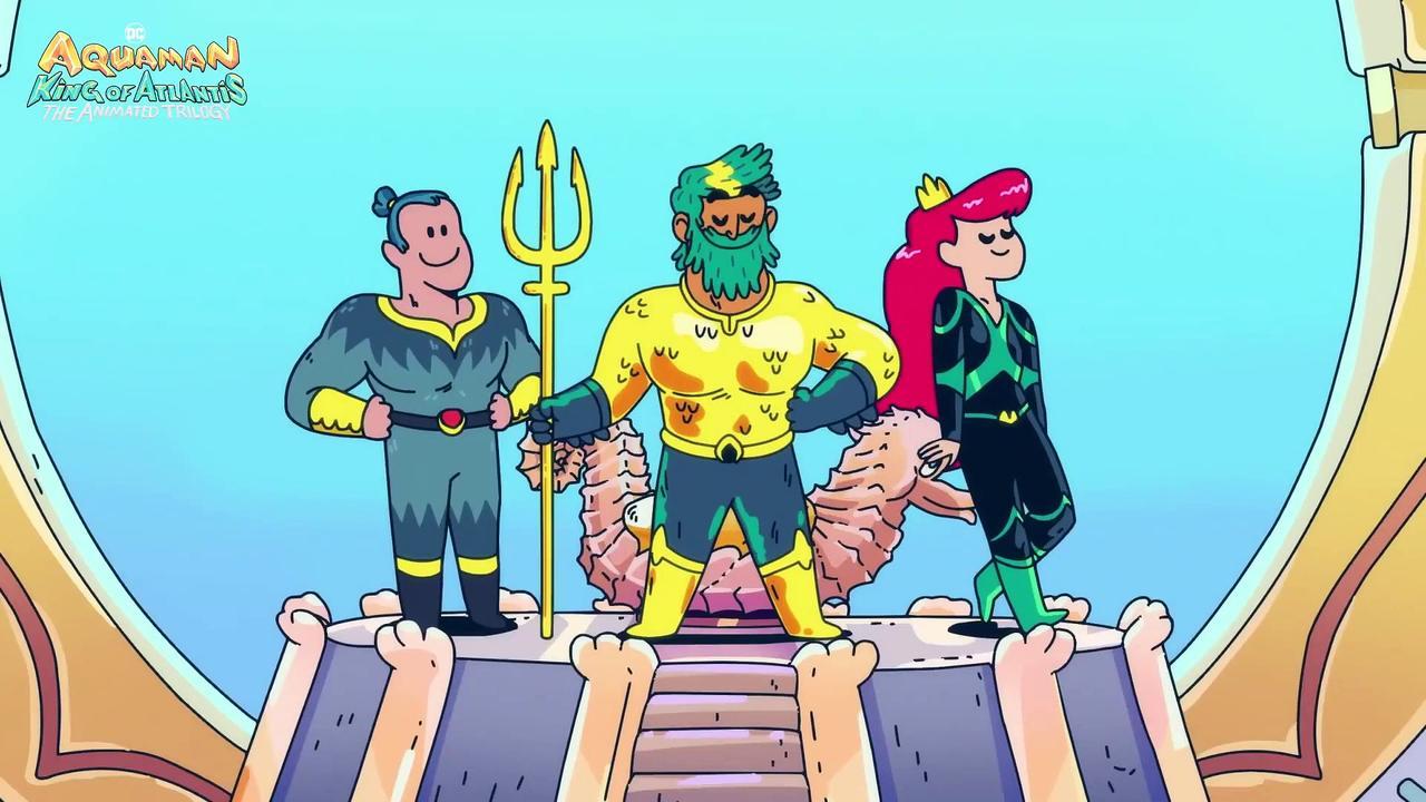 Aquaman King of Atlantis