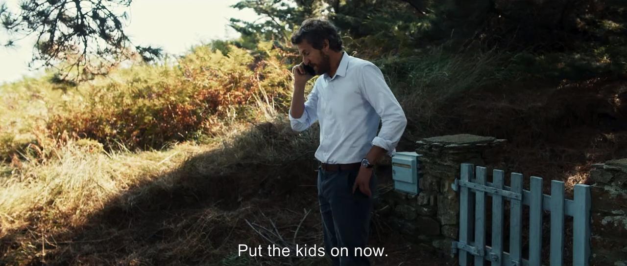 HIM Movie (2021) - Guillaume Canet, Virginie Efira, Mathieu Kassovitz, Laetitia Casta