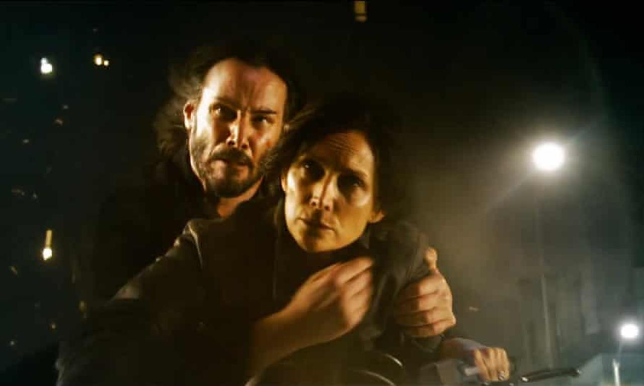 Matrix 4 Trailer