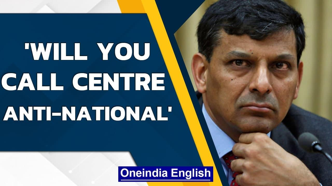 Raghuram Rajan discusses Infosys' mistake to fix glitches on tax-filing website | Oneindia News