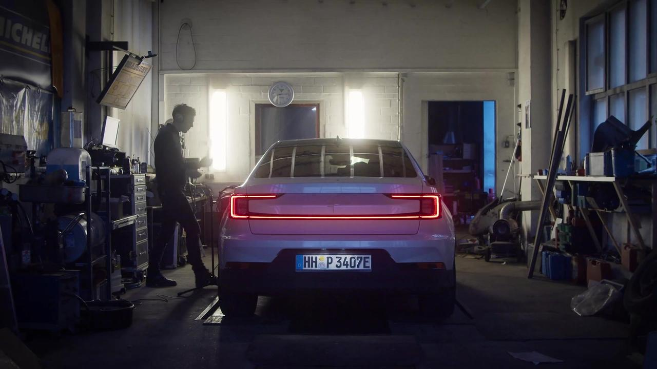 Interview with Moritz Simon Geist and the sounds of Polestar 2