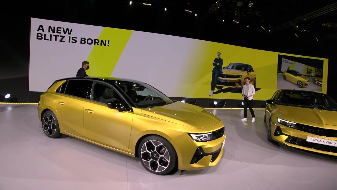 IAA MOBILITY 2021 - Jürgen Klopp @ World Premiere Opel Astra