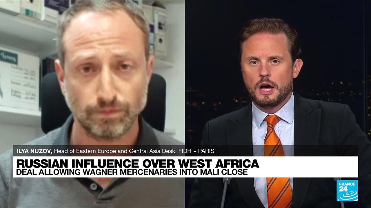 Russian influence over West Africa: 'All Wagner Group's military activities are undertaken with the sign off of Putin'
