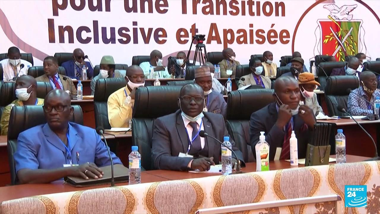 Guinea post-coup transition: 'No overflow will be accepted,' junta leader says