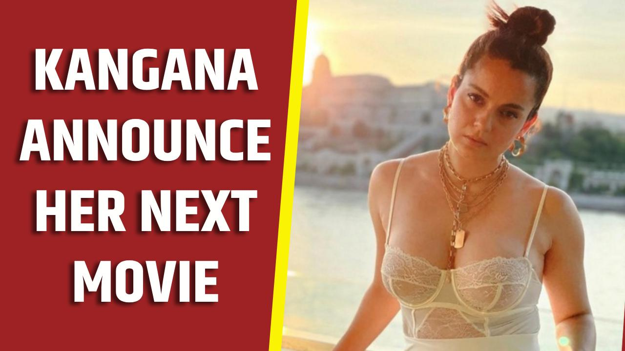 Kangana Ranaut to play title role in her next: 'The Incarnation - Sita'